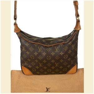 Louis Vuitton Monogram Boulogne Shoulder Bag